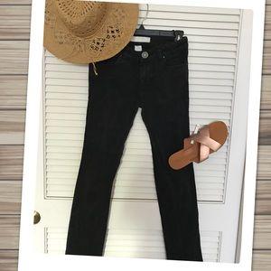 O'Neill Skinny Black Denim Jeans